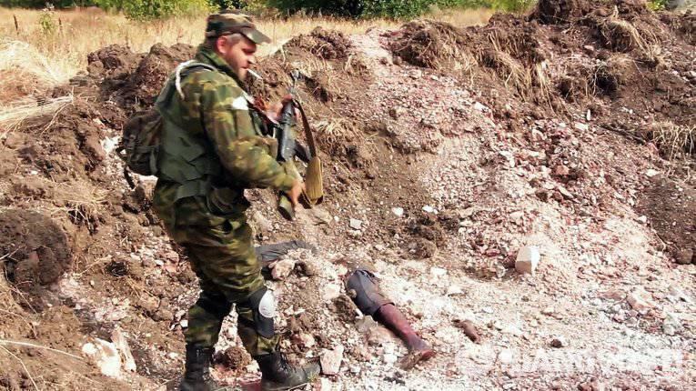 संयुक्त राष्ट्र को डोनबास में दफन होने के अस्तित्व पर संदेह है
