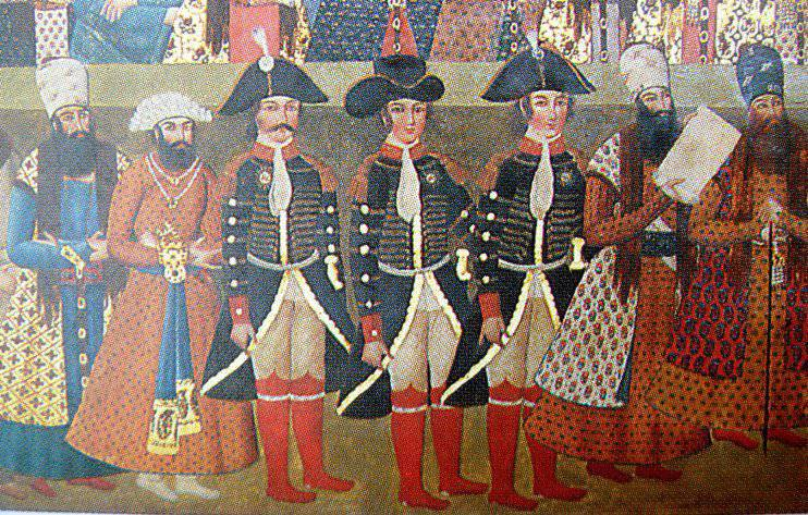 """Nothing can resist the Russian bayonet."" As 2 thousand. ""Miraculous heroes"" Kotlyarevsky crushed 30-thousand. Persian army and stormed Lankaran"