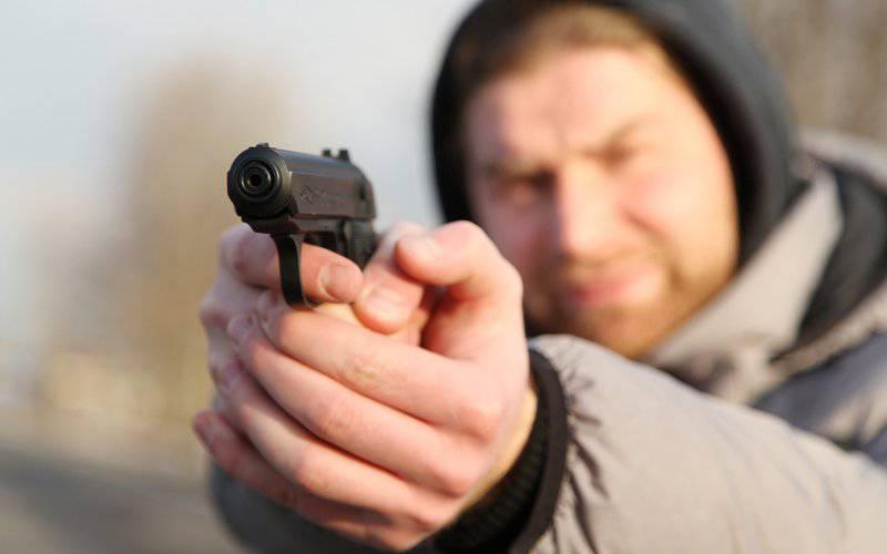 М.Бутина: «Чем больше оружия у законопослушных граждан, тем спокойнее на  улицах»