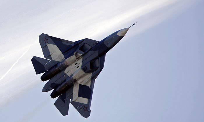 Т-50 ОКБ Сухого vs F-22 Raptor