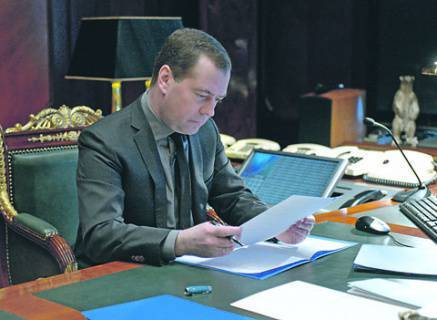 Dmitry Medvedev. Russia and Ukraine: life under the new rules