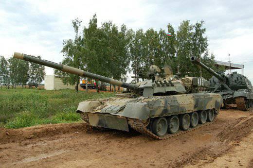 ガスタービンエンジンがロシアのタンクを毎時100 kmに加速