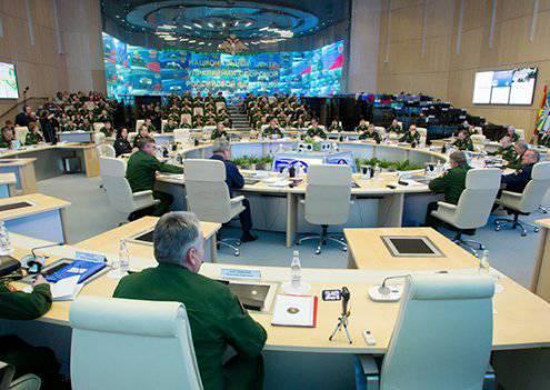 Южный региональный центр управления обороной России заступил на боевое дежурство