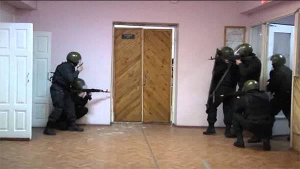 NACは、ロシア連邦の地下のテロリストの可能性が排除されたと述べました
