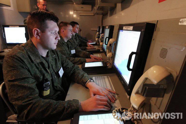 Die Luftverteidigung der Kaspischen Flottille wehrte konventionelle feindliche Angriffe ab.