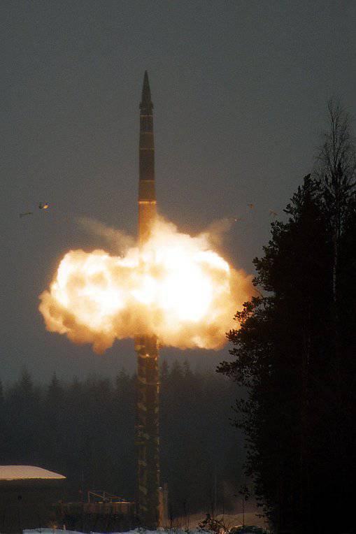 来年、戦略ミサイル軍は14ロケット打ち上げを実施します