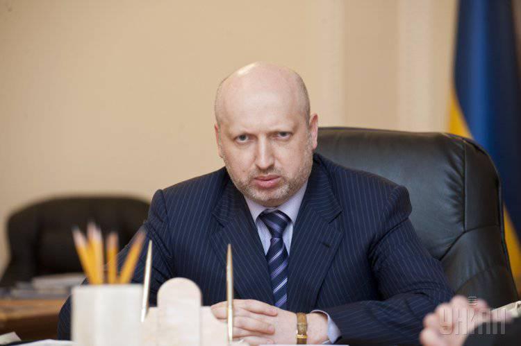 Poroshenko, Ulusal Güvenlik ve Savunma Konseyi Turchinov'un başkanını atadı