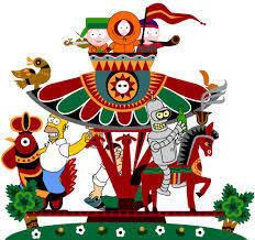कार्टून: हिंडोला, हिंडोला शुरू होता है!