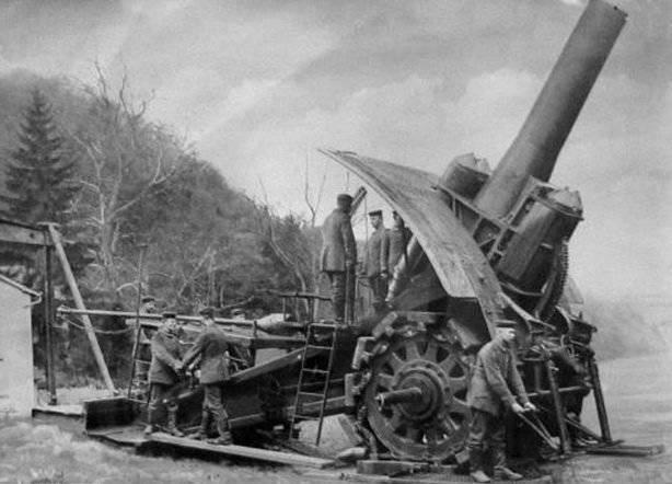 코사크와 1 차 세계 대전. 3 부, 1915 년