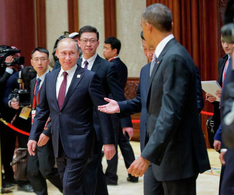 アメリカの専門家:ロシア連邦に斧を隠す時が来た