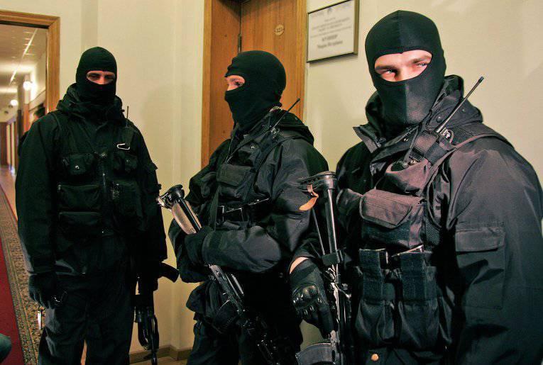 SBUで10-tiロシア市民以上のドンバスでの拘留について述べた
