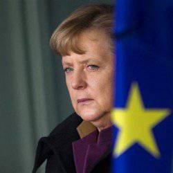 ドイツ首相のアメリカの夢