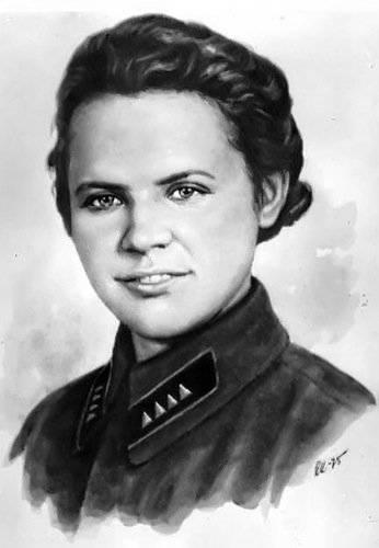 Женщины-танкисты Великой Отечественной войны. Ирина Левченко