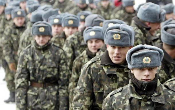 ウクライナの徴兵がヨーロッパに逃げる