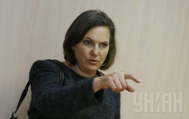ビクトリアNuland:ウクライナの冒険費用ロシアは心から