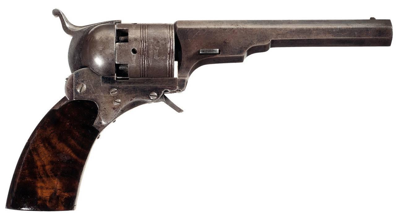 Револьвер дикого запада