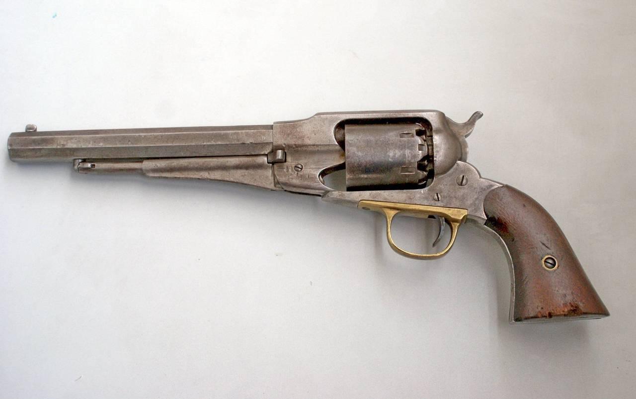 Револьверы Дикого Запада » Военное обозрение