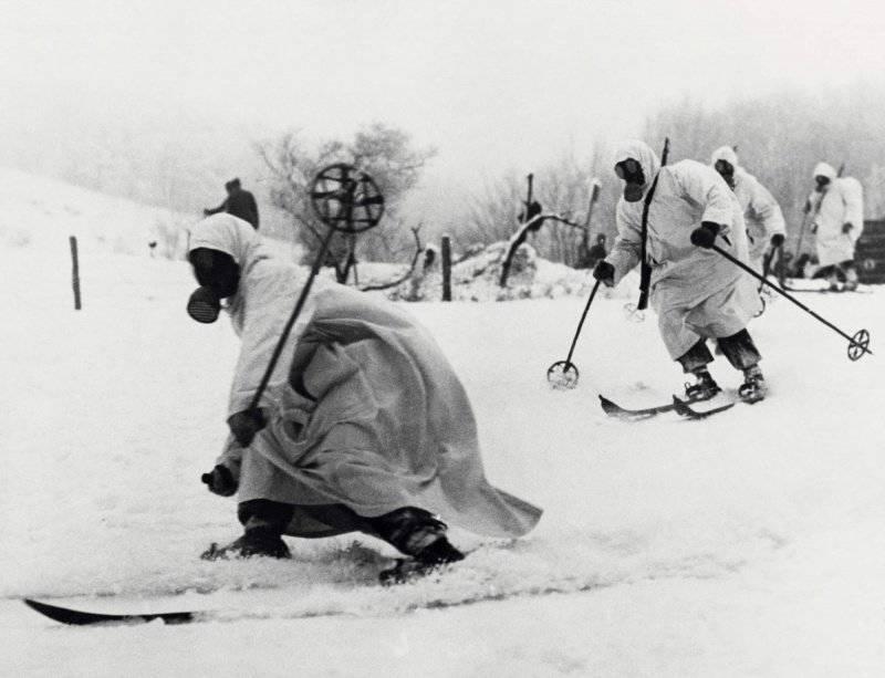 """स्की पर """"सफेद राक्षसों"""" को कैसे तैयार किया जाए"""