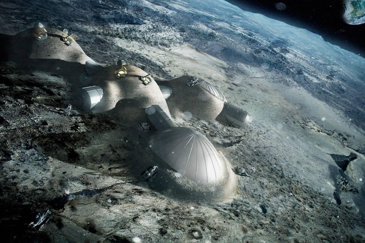 Российская орбитальная станция как