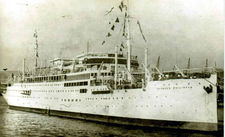 タンカーとして「ソビエト石油」はフランス人を救った。 私たちの船員の忘れられた偉業
