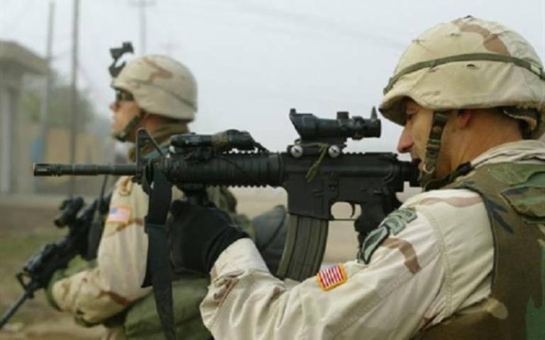 В Ираке американские военные впервые приняли участие в наземном бою с боевиками ИГ