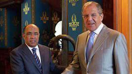 ロシア - モーリタニア:歴史と現代性