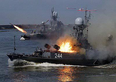 Черноморцы к бою готовы!