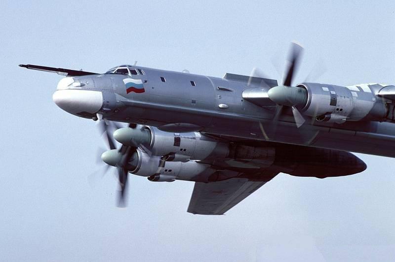 Американская пресса обеспокоена появлением российских стратегических бомбардировщиков близ острова Гуам