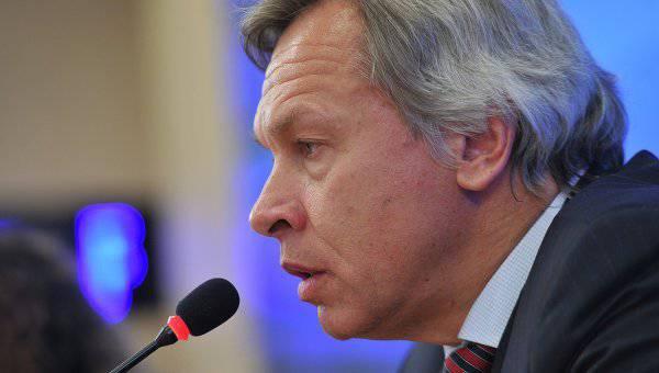 アレクセイ・プシュコフ:欧州連合は、ロシアの参加なしにウクライナ経済を回復させる方法を知りません