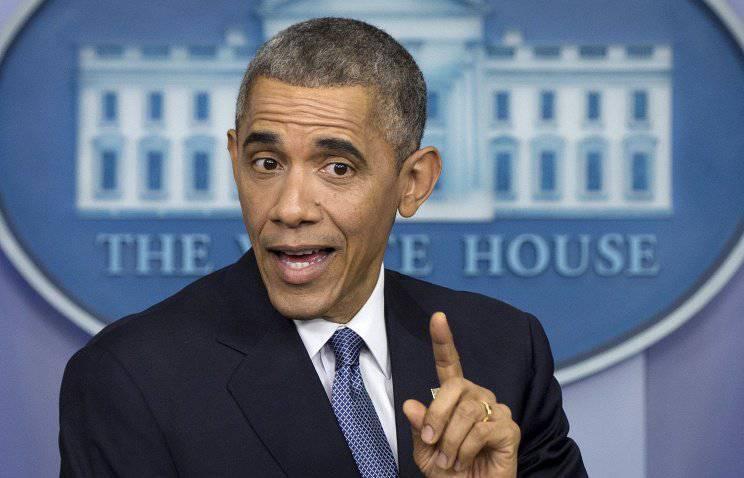 バラクオバマ氏:誰かが私やアメリカを殴った可能性は低いです