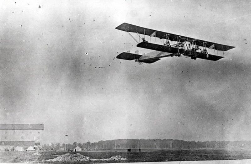 Hace 100 años se creó un escuadrón de aviones Ilya Muromets