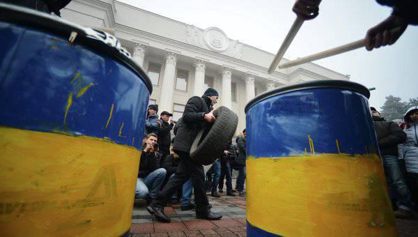 NATOは協力の任意の形式でウクライナを見ていません