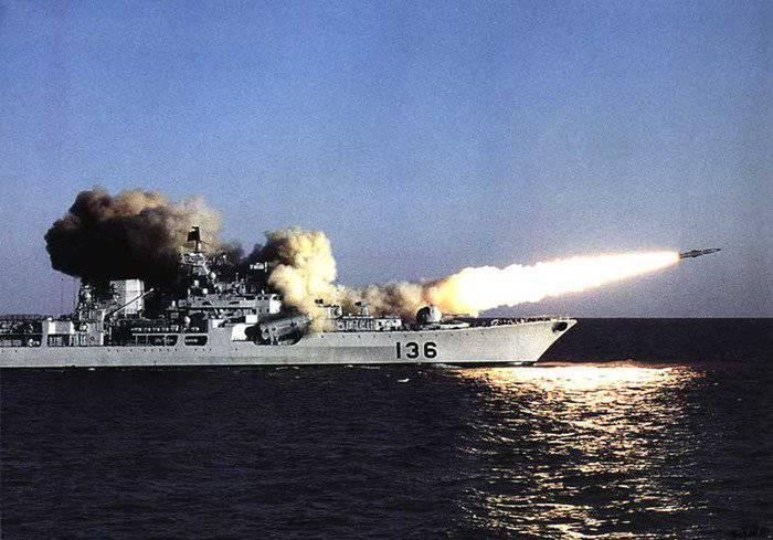 2014 में, रूसी नौसेना ने 30 क्रूज मिसाइल फायरिंग से अधिक का आयोजन किया