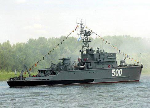 ロシア連邦国防省は、カスピ海小隊の廃船を販売しています