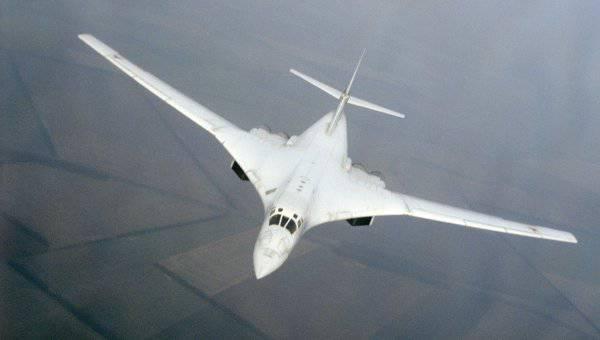 2015 वर्ष के लिए रूसी वायु सेना की लंबी दूरी की विमानन का मुख्य उद्देश्य रणनीतिक भागीदारी होगा