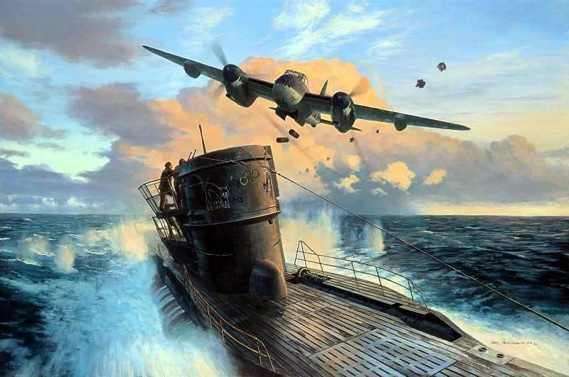 атака подводной лодки фильм
