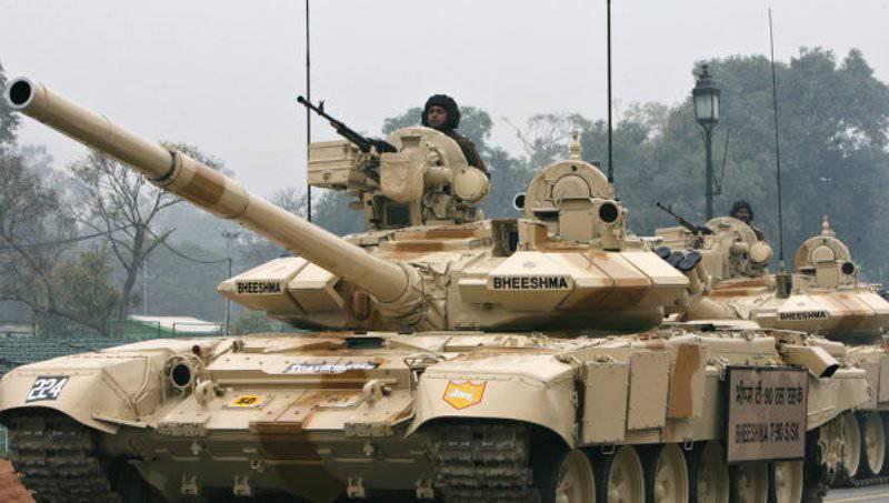 भारत रूस में T-90 टैंकों के एक अतिरिक्त बैच का आदेश देगा