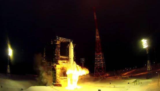 Angara-5は人工地球衛星モデルの軌道への投入に成功しました