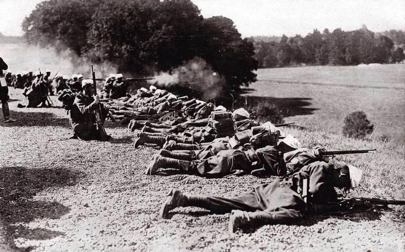 Крах германского плана войны