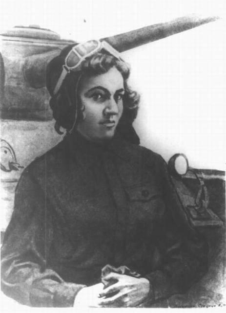 第二次世界大戦の女性タンカー。 マリア・オキャブスカヤ