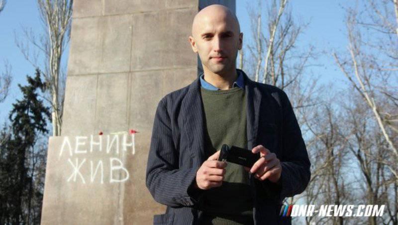 ジャーナリストグラハムフィリップスはロシアのメディアのためにBBCに協力することを拒否した