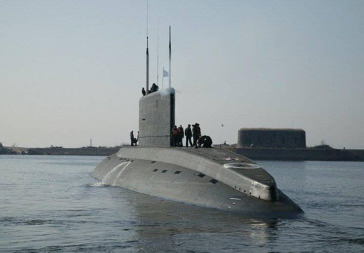 潜水艦「Rostov-on-Don」は州のテストに合格しました