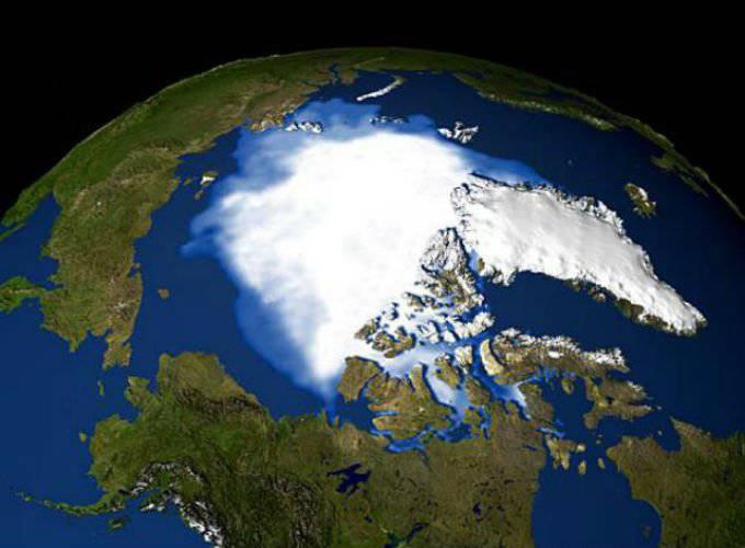 आर्कटिक में राडार प्रणाली का प्रभावी रूप से संचालन