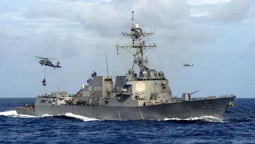 """अमेरिकी नौसैनिक शक्ति के बारे में तीन मिथक जो अमेरिका को डरने चाहिए (""""द नेशनल इंटरेस्ट"""", यूएसए)"""