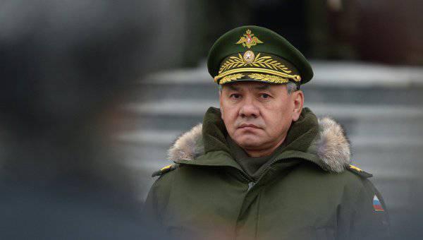 सर्गेई शोइगु: रूसी रक्षा केंद्र कंप्यूटर क्षमता में पेंटागन से तीन से चार गुना अधिक है