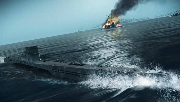 水中戦争の秘密 パート3