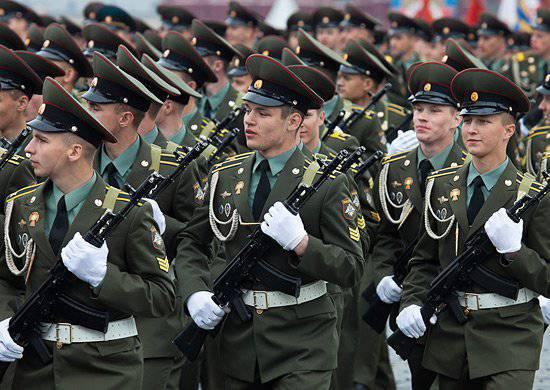 सैन्य स्कूल फिर से जगह कम करते हैं