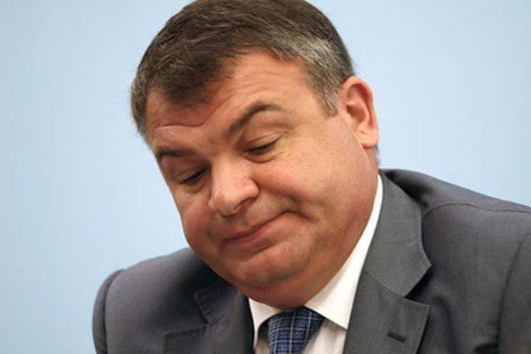 मास्को प्रेस्नेन्स्की कोर्ट अनातोली सेरड्यूकोव के लिए इंतजार कर रहा है