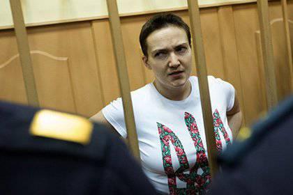 パイロットNadezhda SavchenkoがPACEのウクライナ代表団に参加しました