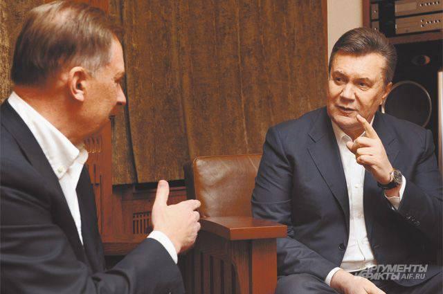 Viktor Yanukovych:「国民は同意し、ウクライナは団結するだろう」